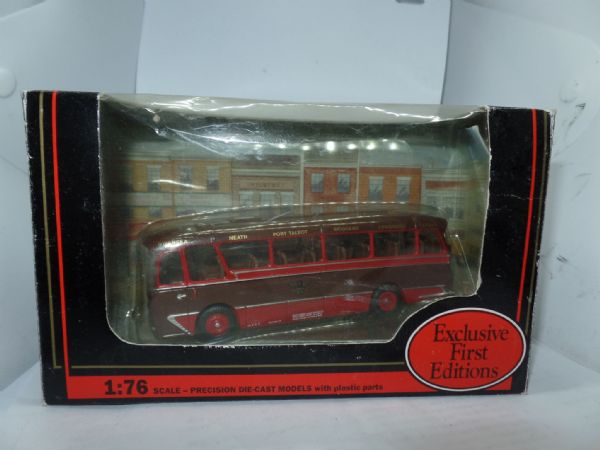 EFE 12105 Harrington Cavalier Coach  Neath & Cardiff Swansea MIB